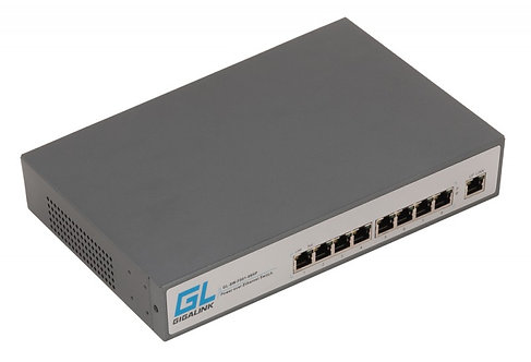 Gigalink GL-SW-F001-08HP
