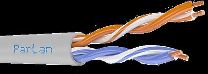 U/UTP CAT5E 2Х2Х0,52 PVC PARLAN