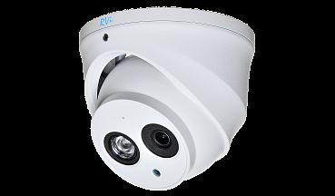 IP камера видеонаблюдения RVI-IPC34VD (2.8)
