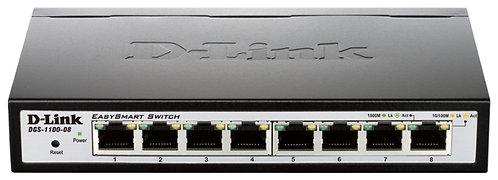 D-Link DGS-1100-08