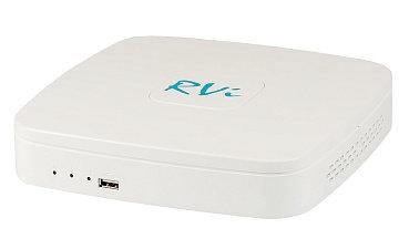IP видеорегистратор RVi-IPN8/1-4P