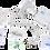 Thumbnail: IP камера видеонаблюдения RVi-IPC42LS (2.8-12)