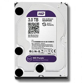 3 ТБ Жесткий диск WD Purple IntelliPower