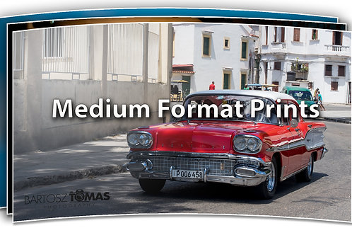 Photo Printing Medium Format