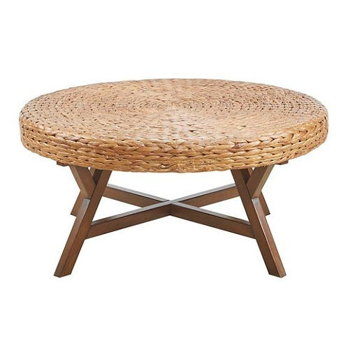 Seadrift Round Coffee Table