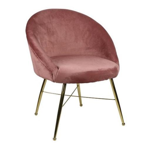 Blush Side Chair