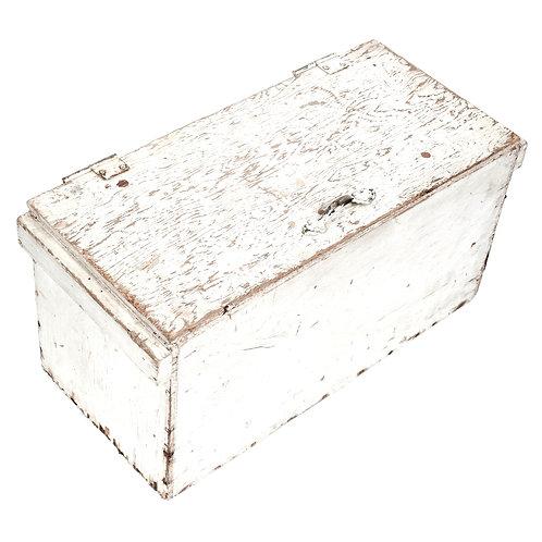 White Cargo Box