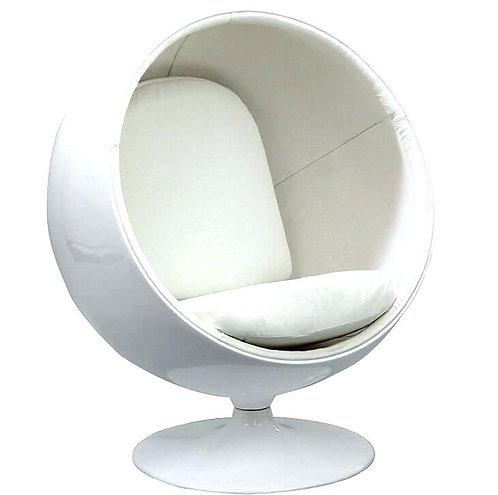 White Bubble Chair