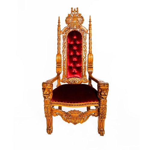 Ornate Throne