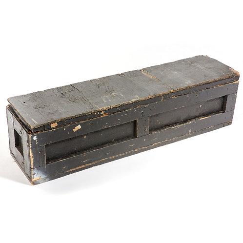 Black Cargo Box