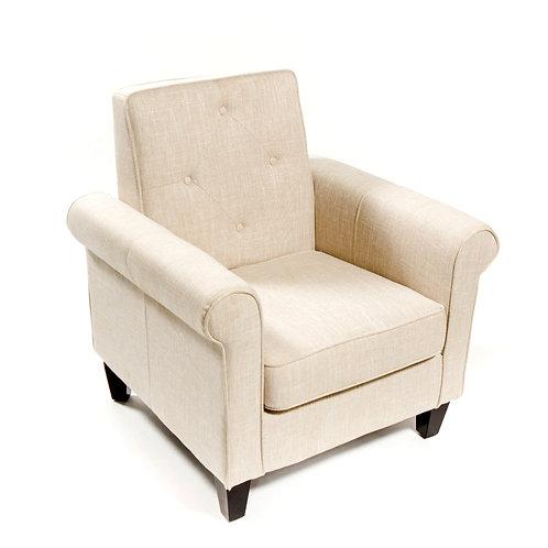Neutral Club Chair