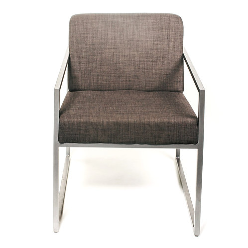 Contemporary Grey Chair
