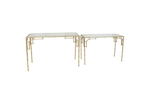 Gold Sofa Tables