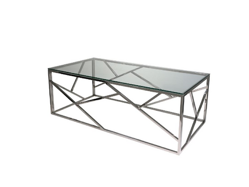 Silver Coffee Table
