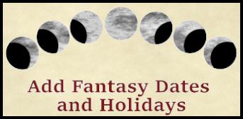 Fantasy Dates