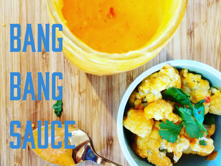 Bang Bang Sauce: Copy Cat, but um, better