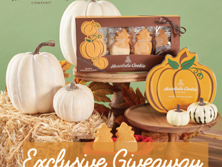 Honolulu Cookie Company Giveaway!
