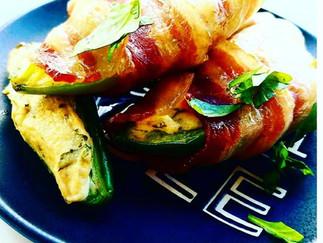 Smoked Bacon Wrapped Jalapenos