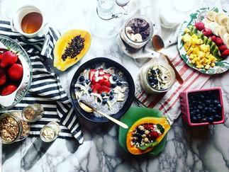 Back to School Breakfast Bowls
