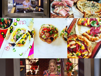Let's Play Catch Up... Food Network Star Style.