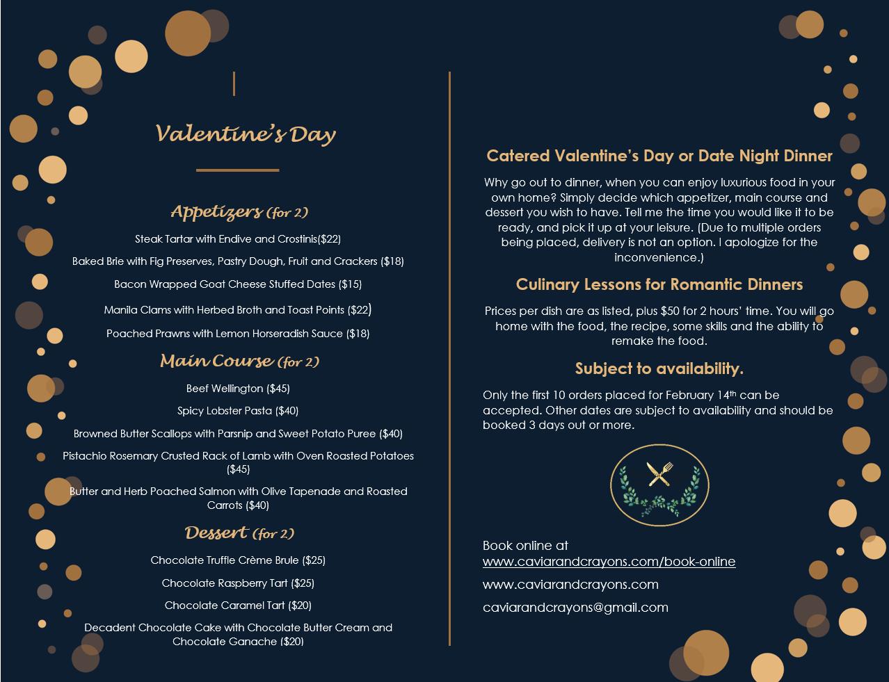Valentine's Day/Date Night