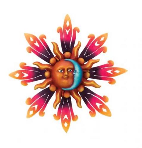 Sun/Moon Wall Decor