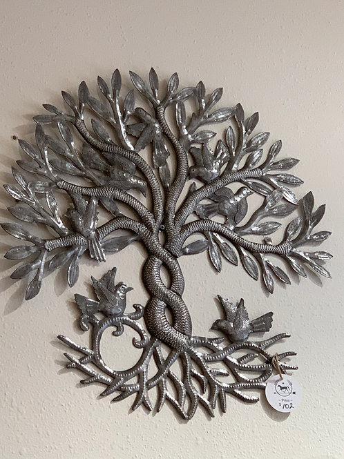 Tree of Life Metal Art