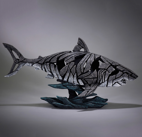 Shark - Edge Sculpture