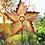 Thumbnail: Wind Spinner ~ Orange Leaves