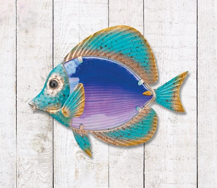 Butterfly Fish Wall Decor