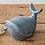 Thumbnail: Cast Iron Whale Trinket or Key Holder
