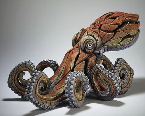 Octopus - Edge Sculpture
