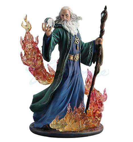 Elemental Ascendent Wizard