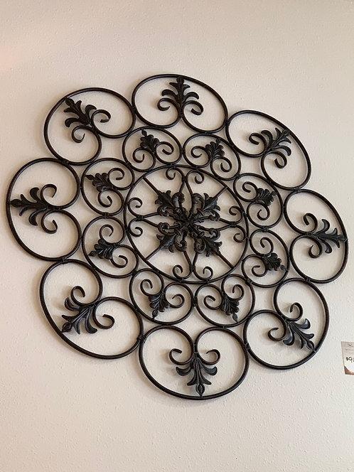 Filigree Metal Wall Art