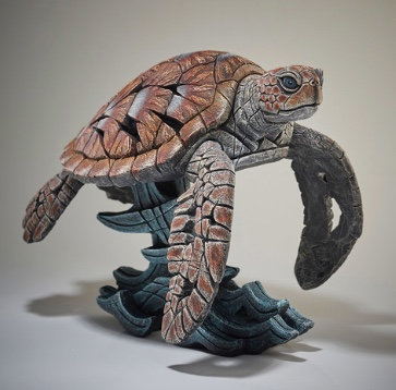 Turtle - Edge Sculpture