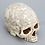 Thumbnail: Thistle Flying Dragon Coat of Arms Skull