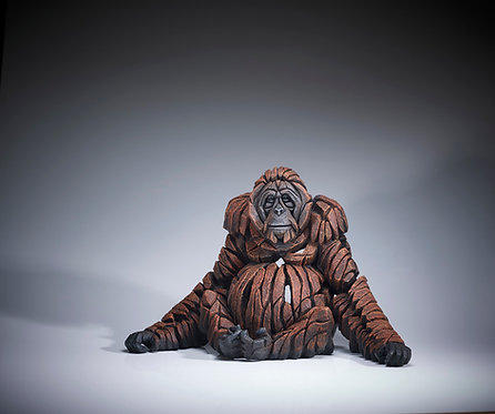 Orangutan - Edge Sculpture