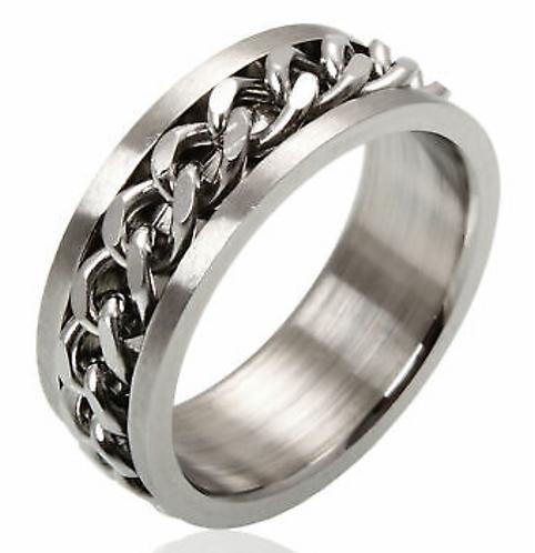 Stainless Steel Spinner Rings