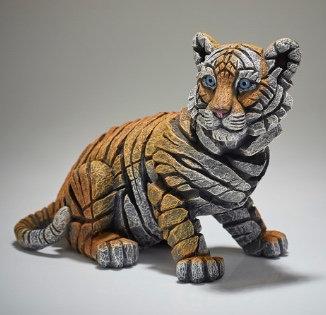 Tiger Cub- Edge Sculpture
