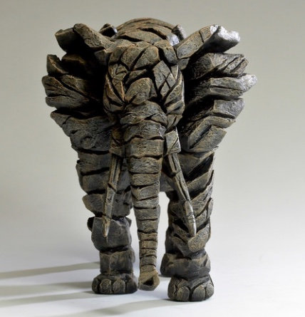 Elephant - Edge Sculpture