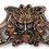 Thumbnail: copy of Green Man: Winter Mistletoe Wall Plaque