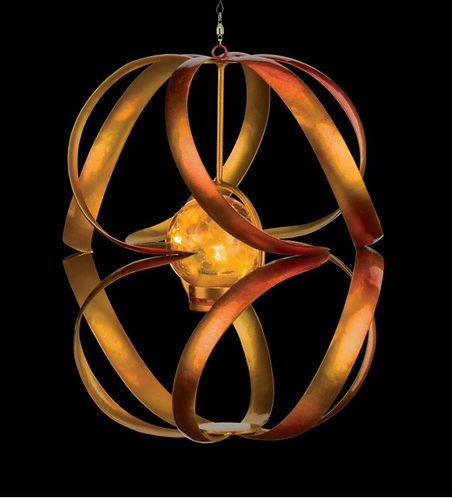 Solar Hanging Wind Spinner