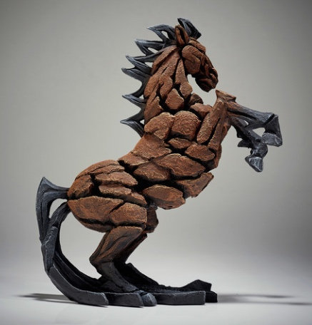 Horse - Edge Sculpture