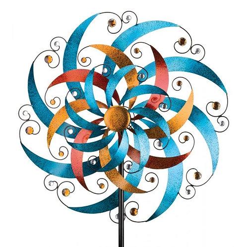 Wind Spinner ~ Crescent