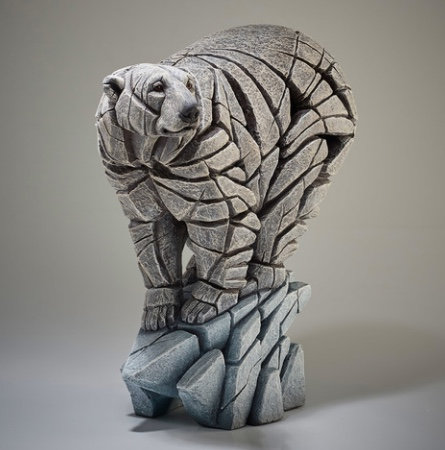 Polar Bear - Edge Sculpture