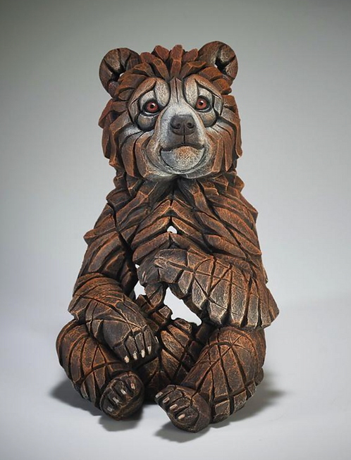 Bear Cub - Edge Sculpture
