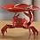 Thumbnail: Cast Iron Crab Soap Dish