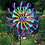 "Thumbnail: 26"" Flower Wind Spinner"