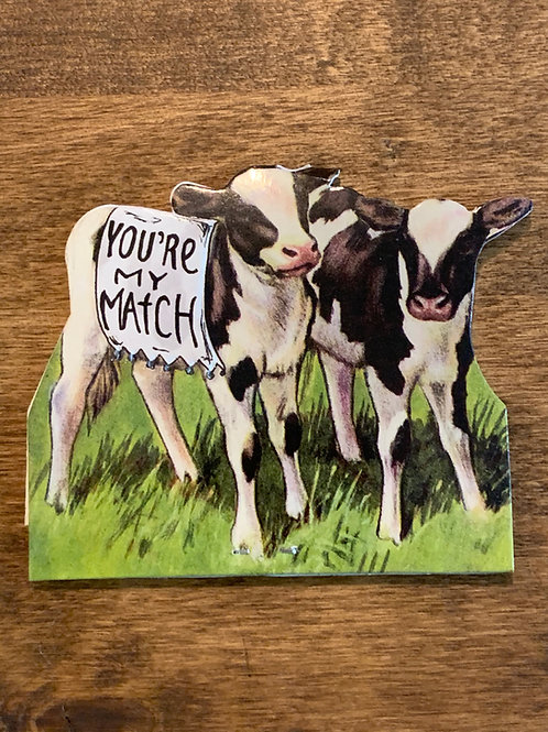 Cow Matches
