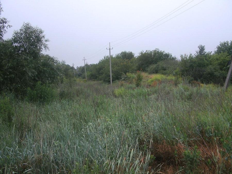 """Остатки отвала """"колхозной"""" шахты едва идентифицируются на отвале породы шахты № 12 в городе Мирноград"""
